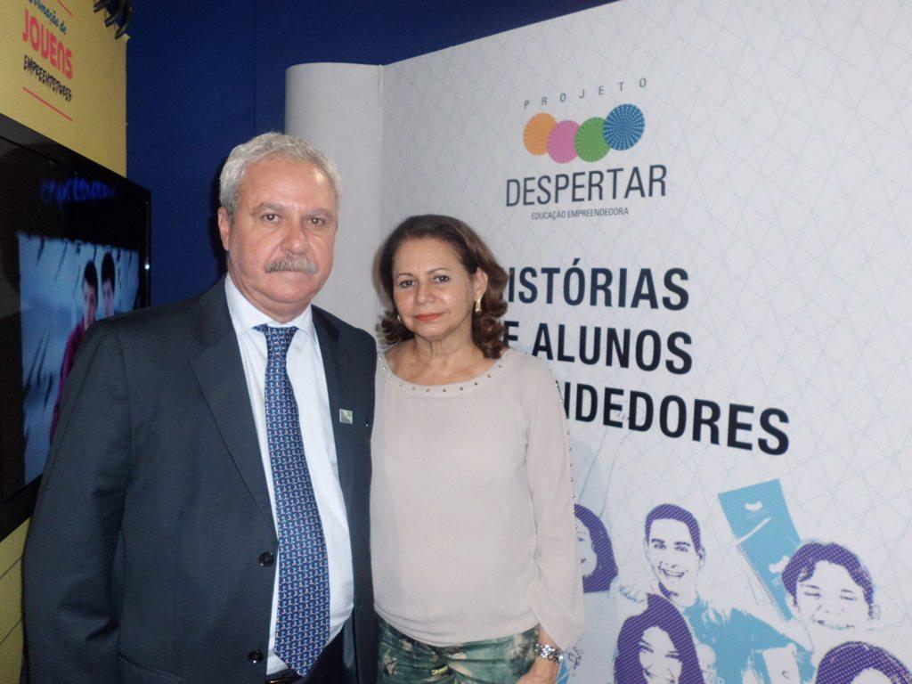 Betania Ramalho e Zeca Melo