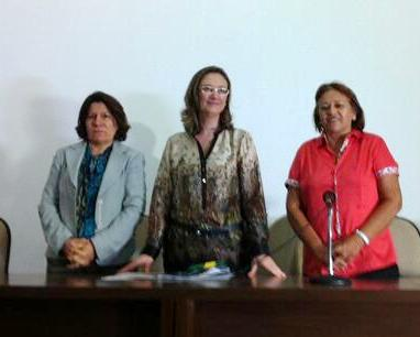 Fátima, a ministra e a reitora UFRN (1)
