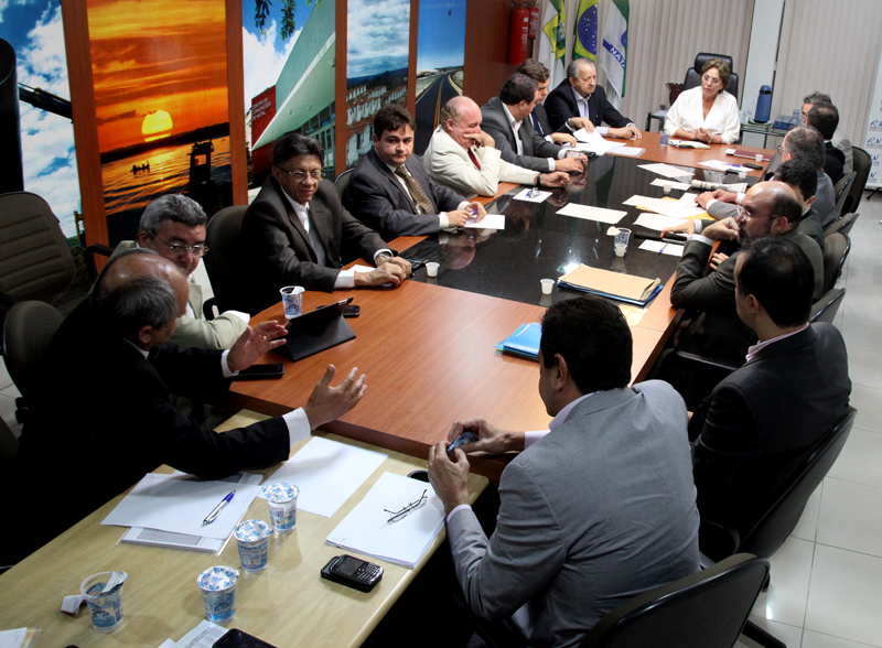 Reunião do Secretariado fot Ivanizio Ramos 8
