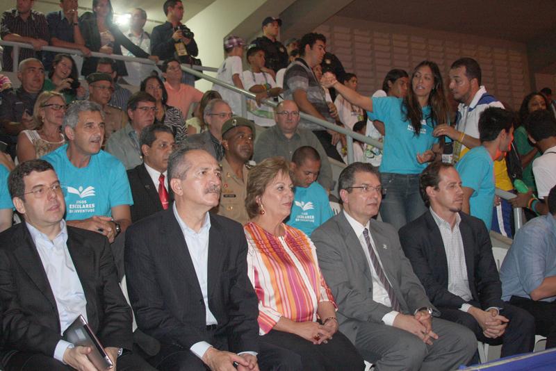 Abertura dos jogos Escolares da Juventude fot Ivanizio ramos25