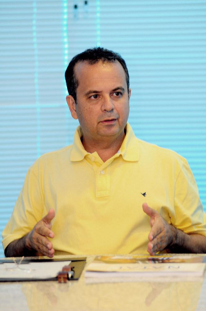 Rogério Marinho (Foto Alexandre Lago)