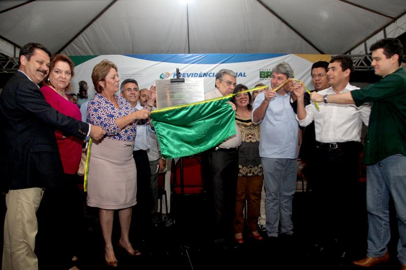 Inauguração do INSS de Extremoz fot Ivanizio Ramos14