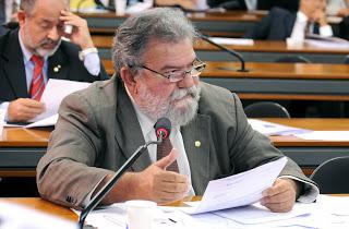 Betinho Rosado em Brasília