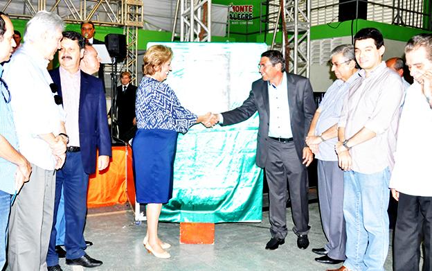 Governadora em Monte Alegre 14 03 2014  fot Vivian Galvão3